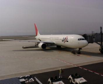 今、関西空港